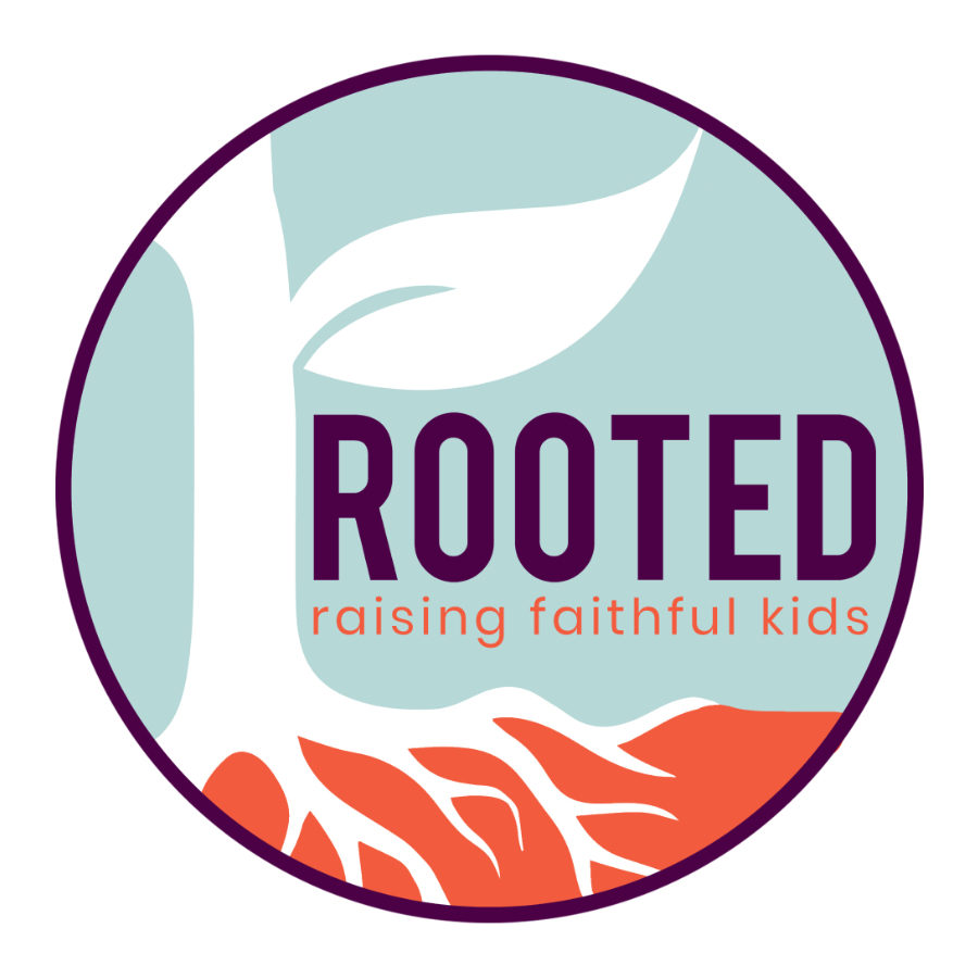 ROOTED Family Logo